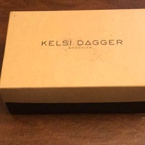 "free people ""kelsi Dagger"" Sandals NIB"
